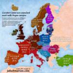 Caratteri latini non standard usati nelle lingue europee